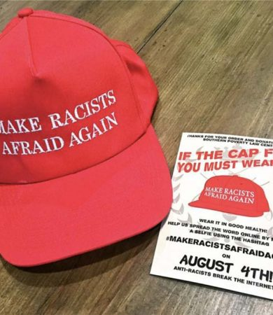 MRAA hat and card