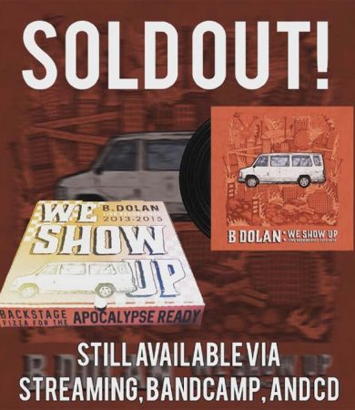 sold out pizza box